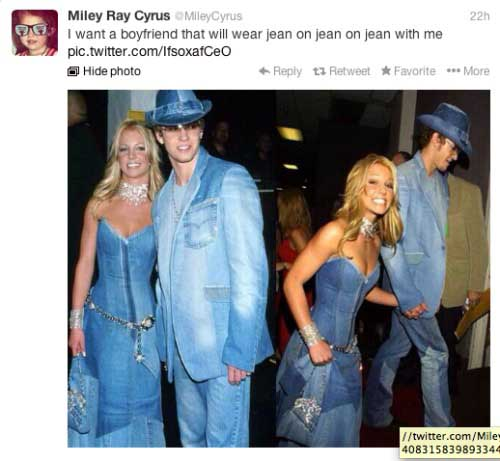Miley Cyrus: La Peor Vestida 2013 según TIME