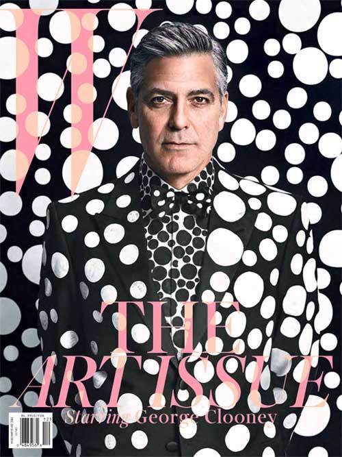 George Clooney no ha conocido al amor de su vida! - W mag