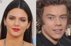 Kendall Jenner y Harry Styles saliendo?