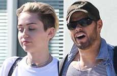 Miley Cyrus y Kellan Lutz vuelan juntos a Miami – Couple Alert?