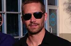"""Fast & Furious"" Paul Walker muere en accidente de auto"