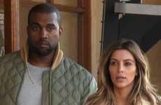 Kanye le regaló a Kim K un Hermes Birkin! SUPER FUG!!!