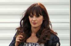Zooey Deschanel es una Mean Girl en el set?