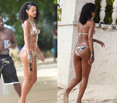 Rihanna desearía tener un trasero más grande
