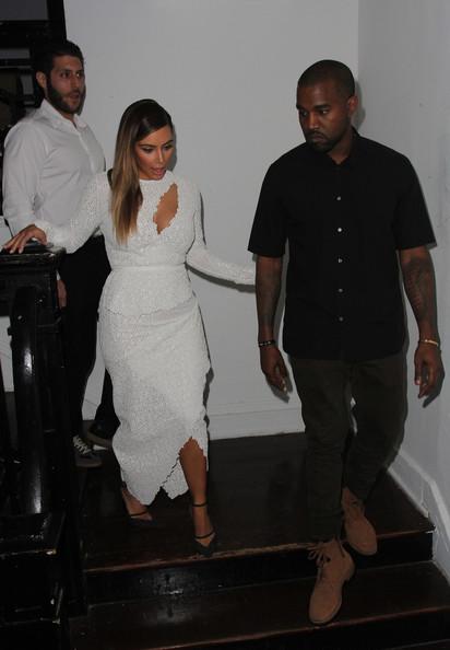 Kim Kardashian quiere que E! le pague por su boda con Kanye West