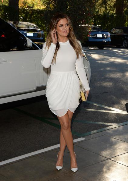 Khloe Kardashian embarazada? WHAT?