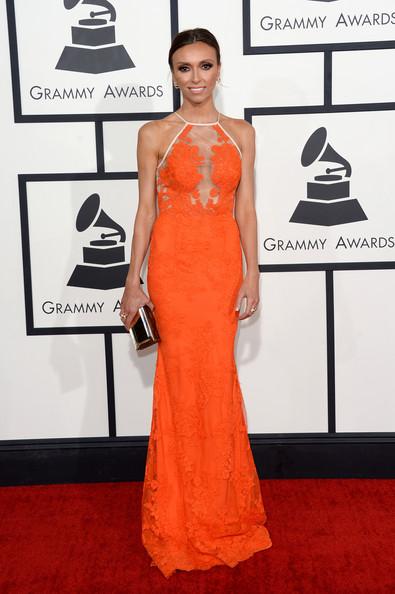 La Alfombra Roja de los Grammy 2014