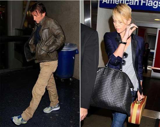 Sean Penn y Charlize Theron son pareja?
