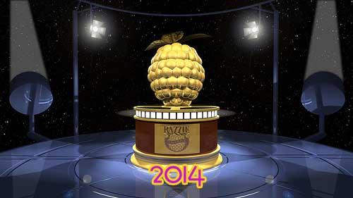 Nominaciones a los Razzie 2014: Selena, Kim K y Liam Hemsworth