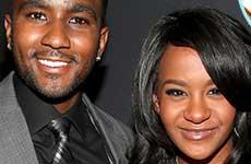 La hija de Whitney Houston, Bobbi Kristina se casó con Nick Gordon!!
