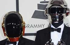 Ganadores de los Grammy Awards 2014 – Daft Punk!