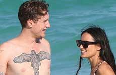 Demi Moore tiene nuevo novio de 27 años!