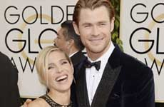 Chris Hemsworth y Elsa Pataky esperan gemelos!! TWINS!!