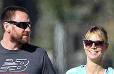 Heidi Klum necesita otro guardaespaldas y otro novio