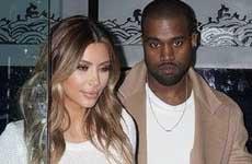 Kim Kardashian y Kanye West buscan lugares para su boda en París