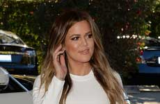 Khloe Kardashian embarazada? WHAT?