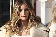 Kim Kardashian da buenas propinas!