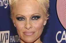 Pamela Anderson se casó de nuevo con Rick Salomón