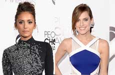 Mejor y Peor Vestidas de los People's Choice Awards 2014
