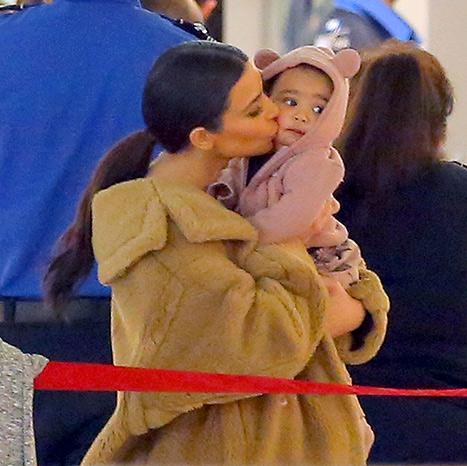 Kim Kardashian sobre su 'pequeña' boda y más hijos - SURE!