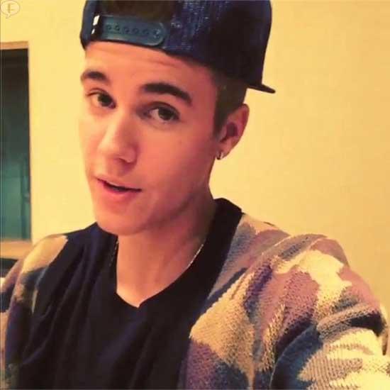 Justin Bieber habla de la virginidad de Selena Gomez?