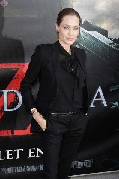 Angelina Jolie sigue una dieta de granos y cereales?