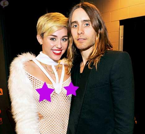 Jared Leto & Miley Cyrus saliendo? WHAT?