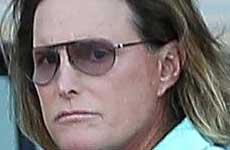 Bruce Jenner con nuevo hairdo – Dude looks like a lady!!