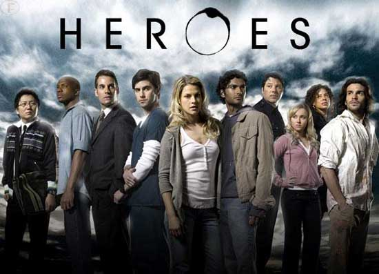 La serie 'Heroes' regresa en el 2015