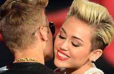Miley Cyrus aconseja a Justin Bieber, él la insulta??