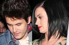 Katy Perry botó a John Mayer