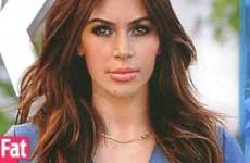 Kim Kardashian critica rumores sobre su trasero FAKE