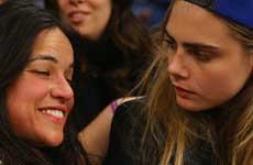 Michelle Rodriguez quiere bebés con Cara Delevingne – WHAT?