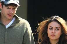 Mila Kunis & Ashton Kutcher COMPROMETIDOS!!!