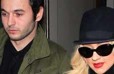Christina Aguilera y Matt Rutler COMPROMETIDOS!!!