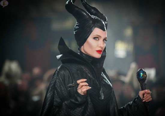 Angelina Jolie como Maleficent - Posters