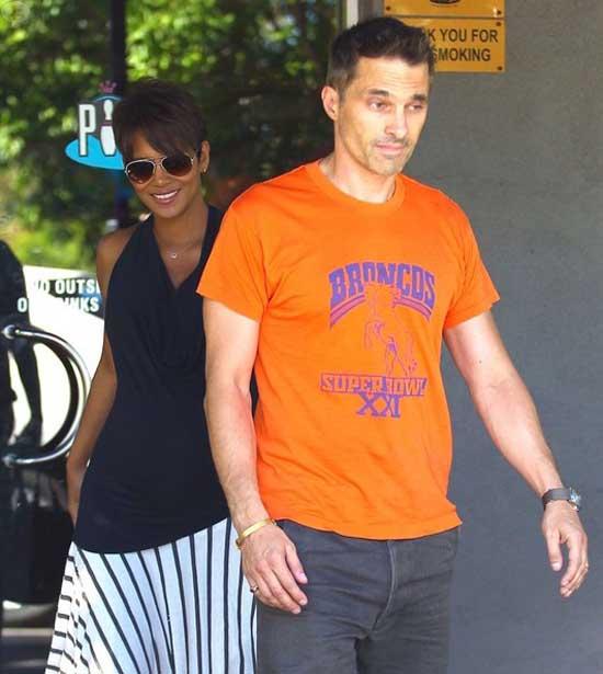 Halle Berry & Olivier Martinez viven separados?