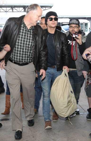 Zac Efron envuelto en una pelea