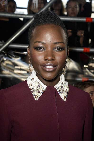 Lupita Nyong'o en Star Wars: Episode VII