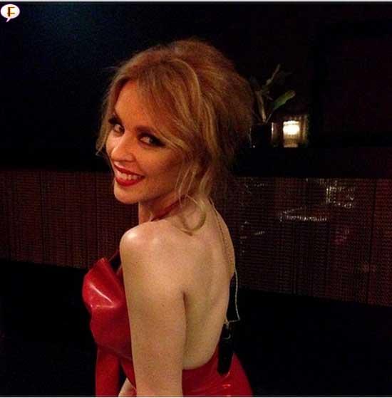 Kylie Minogue quiere ser Chica Bond