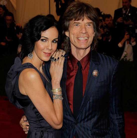 L'Wren Scott se suicidó - Mick Jagger devastado
