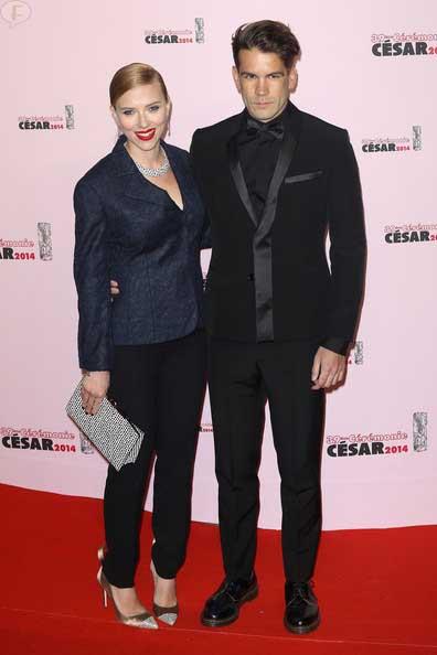 Scarlett Johansson EMBARAZADA!!