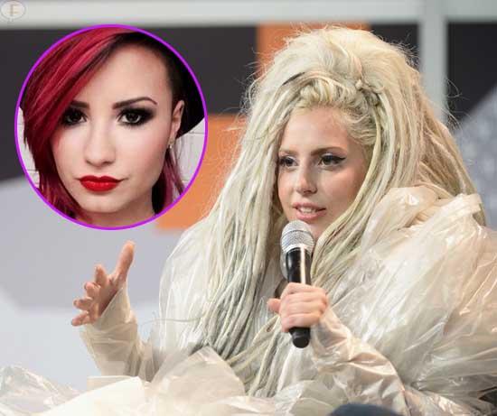 Demi Lovato critica a Gaga vomitada en SXSW