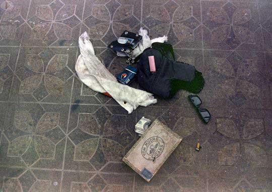 Policía revela nuevas fotos del Caso de Kurt Cobain