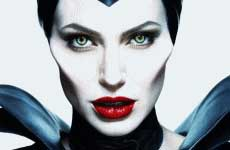 Angelina Jolie como Maleficent – Posters