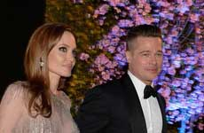 Angelina Jolie orgullosa de Brad Pitt
