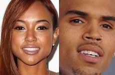 Rihanna visitó a Chris Brown en rehab, su novia lo deja