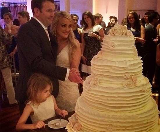 Jamie Lynn Spears se casó con James Watson!!