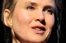 La cara cambiante de Renee Zellweger
