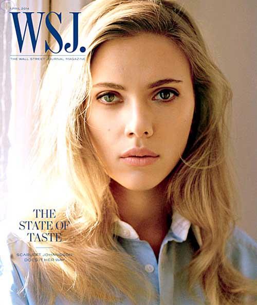 Scarlett Johansson: sobre la maternidad y los hijos